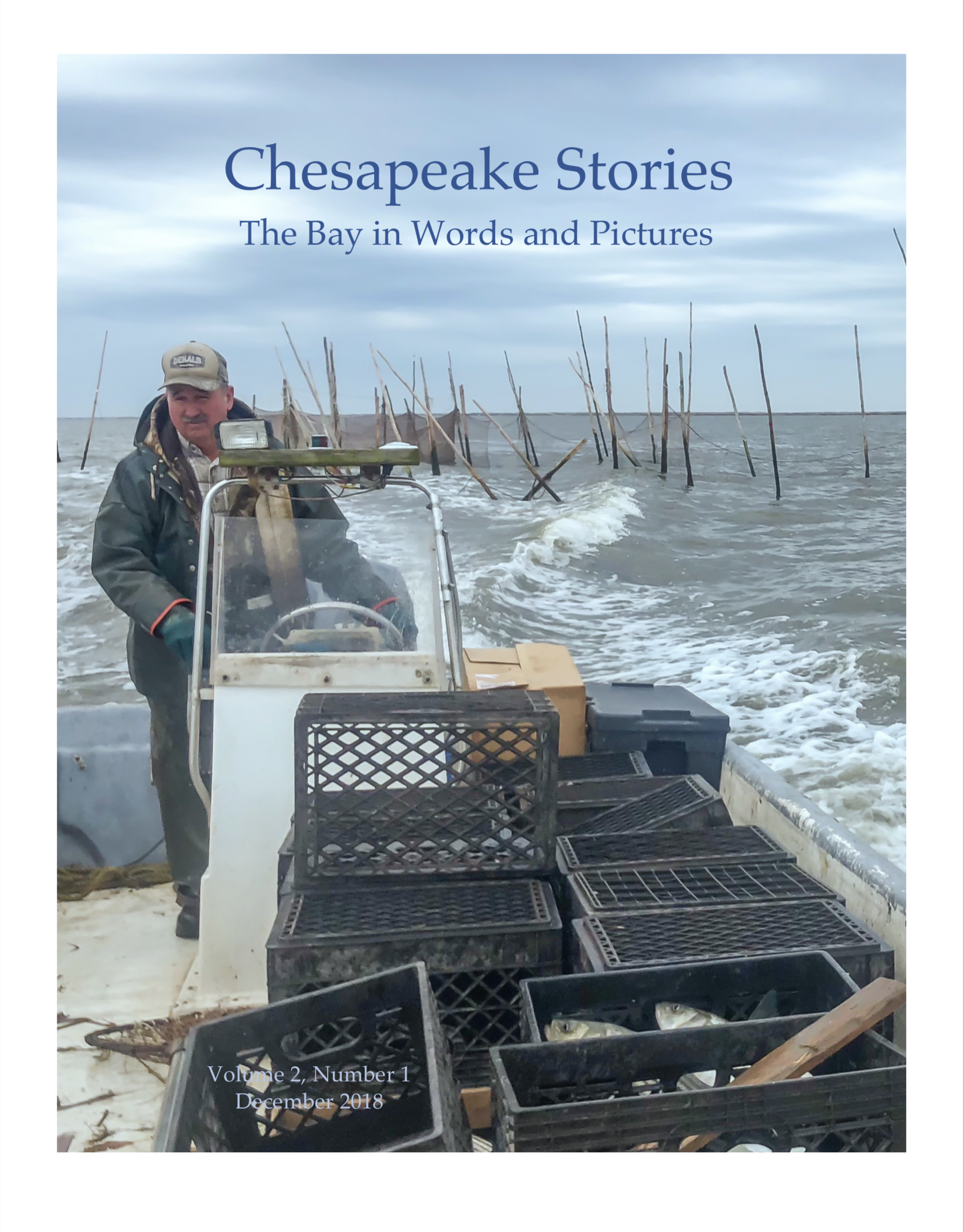 Chesapeake Stories   (Photo: Samantha Pope)