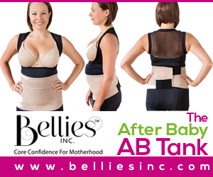 Postpartum Belly Wrapping: After Baby Ab Tank Calgary Kit Women's Health