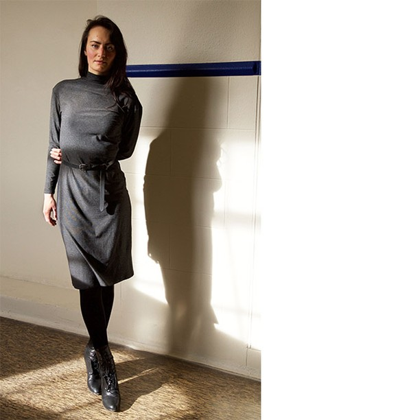 The Bamboo Rayon Turtle Neck has been getting a lot of attention lately. Did you know there is a dress version as well?! Dress, tights boom. No though involved. Available at @backtalkpdx in Portland, @mconceptshop in Philadelphia and @kaightshop in Brooklyn (and online!) . . . . . #visantine_collective #turtleneck #turtleneckdress #oneofafew #smallbatch #limitededition #bamboorayon #slowfashion #ethicalfashion #capsulewardrobe #capsulecollection #consciousconsumer #greencloset #fallfashion #fairtradefashion #madeinamerica #lotd #easydressing #effortlessstyle #effortless