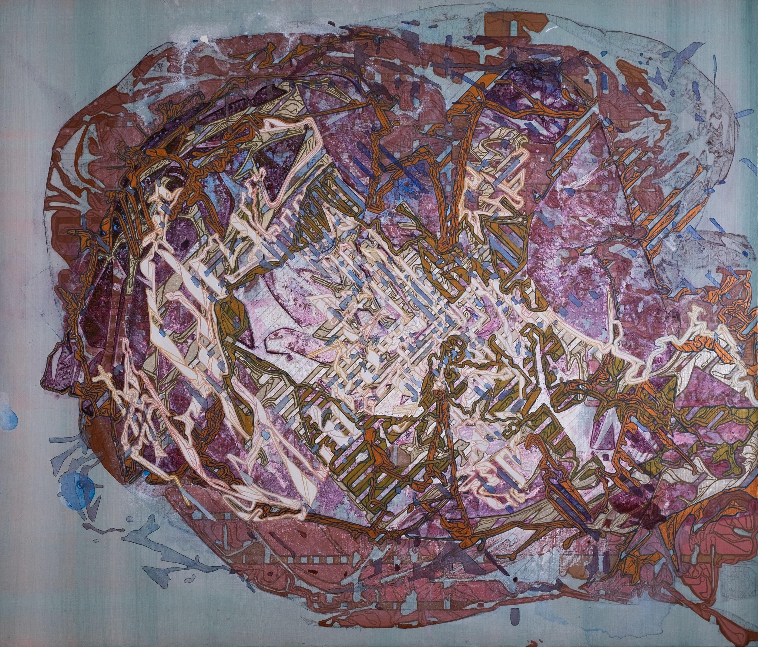 'Shrapnel Map'