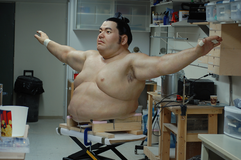 Sumo assembly