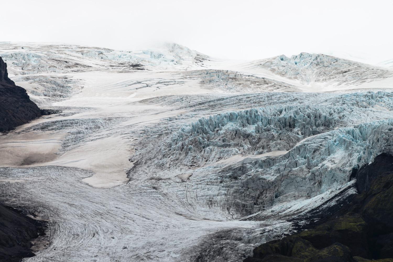 """öraefajökull 1   8"""" x 12"""", 12"""" x 18"""" or 20"""" x 30""""  2013"""