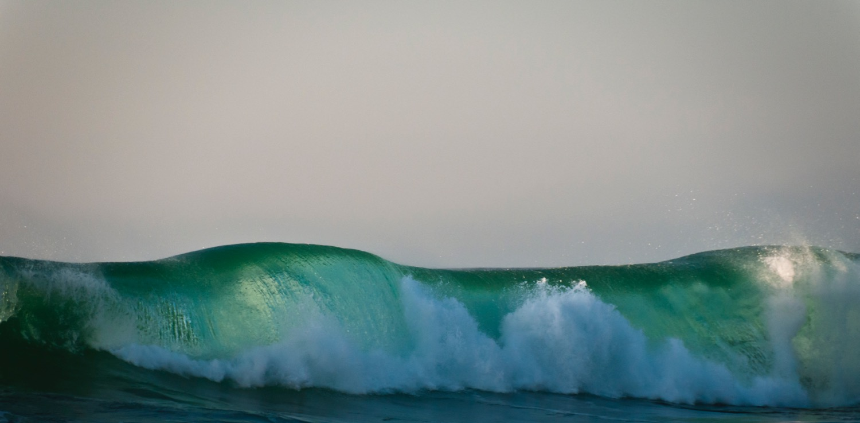 "mcclure's beach 1   6"" x 12"" or 9"" x 18""  2012"