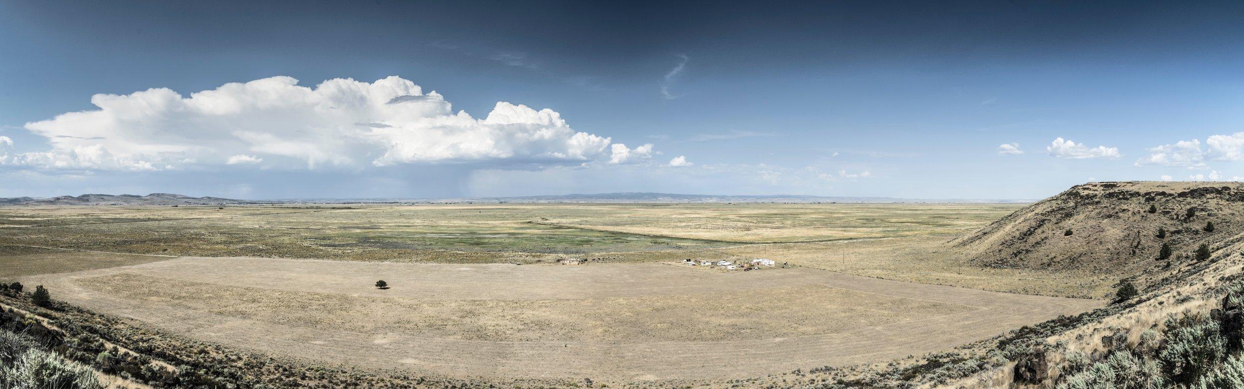 """burns panorama 1   up to 18"""" x 58""""  2011"""