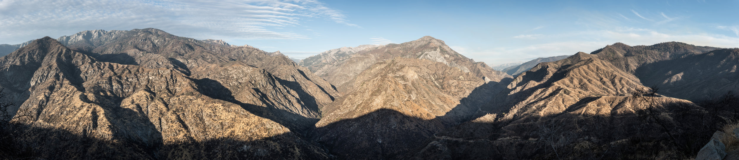 "kings canyon panorama 1   up to 28"" x 130""  2016"