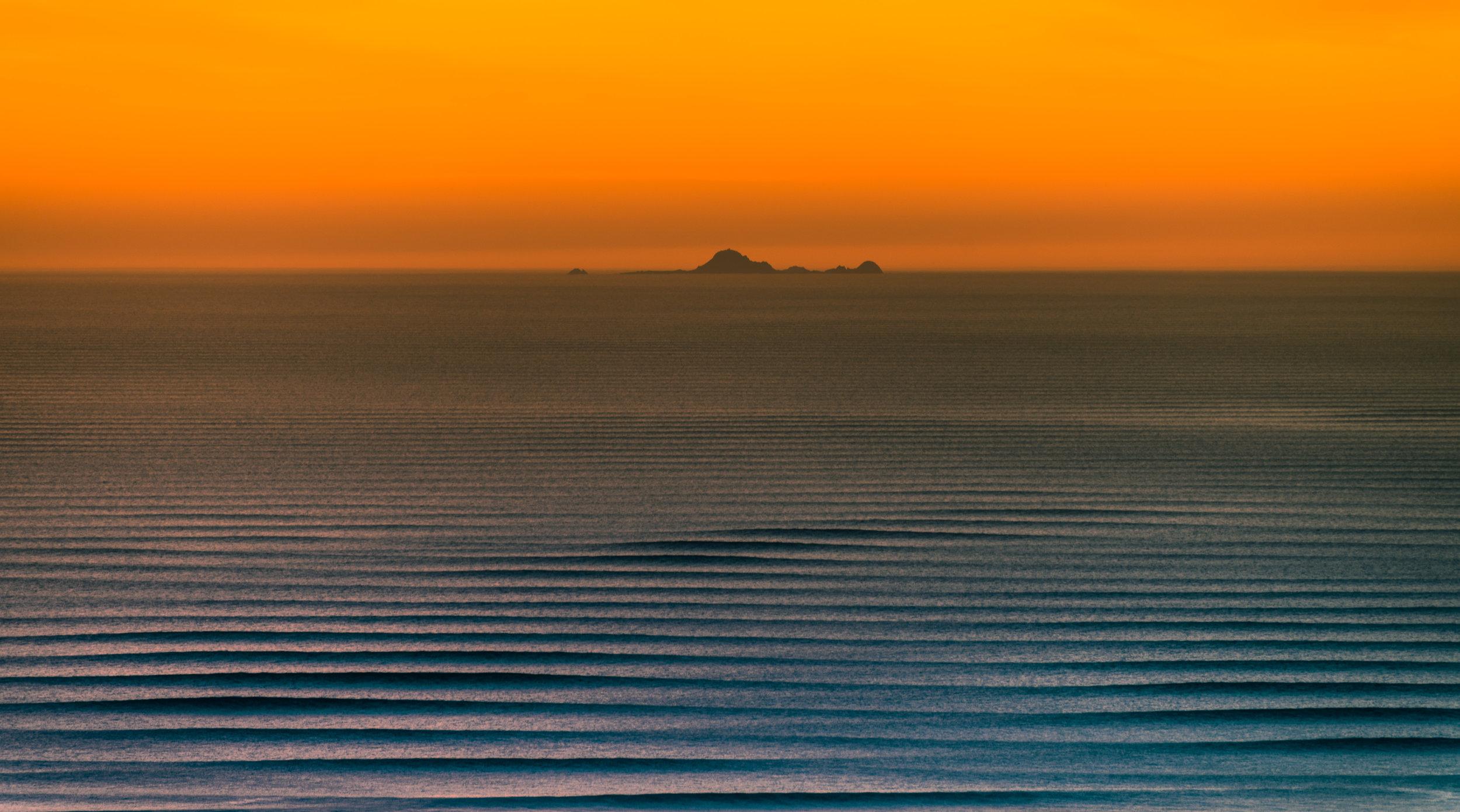 """farallone islands 6   7"""" x 12"""", 10"""" x 18"""" or 17"""" x 30""""  2013"""