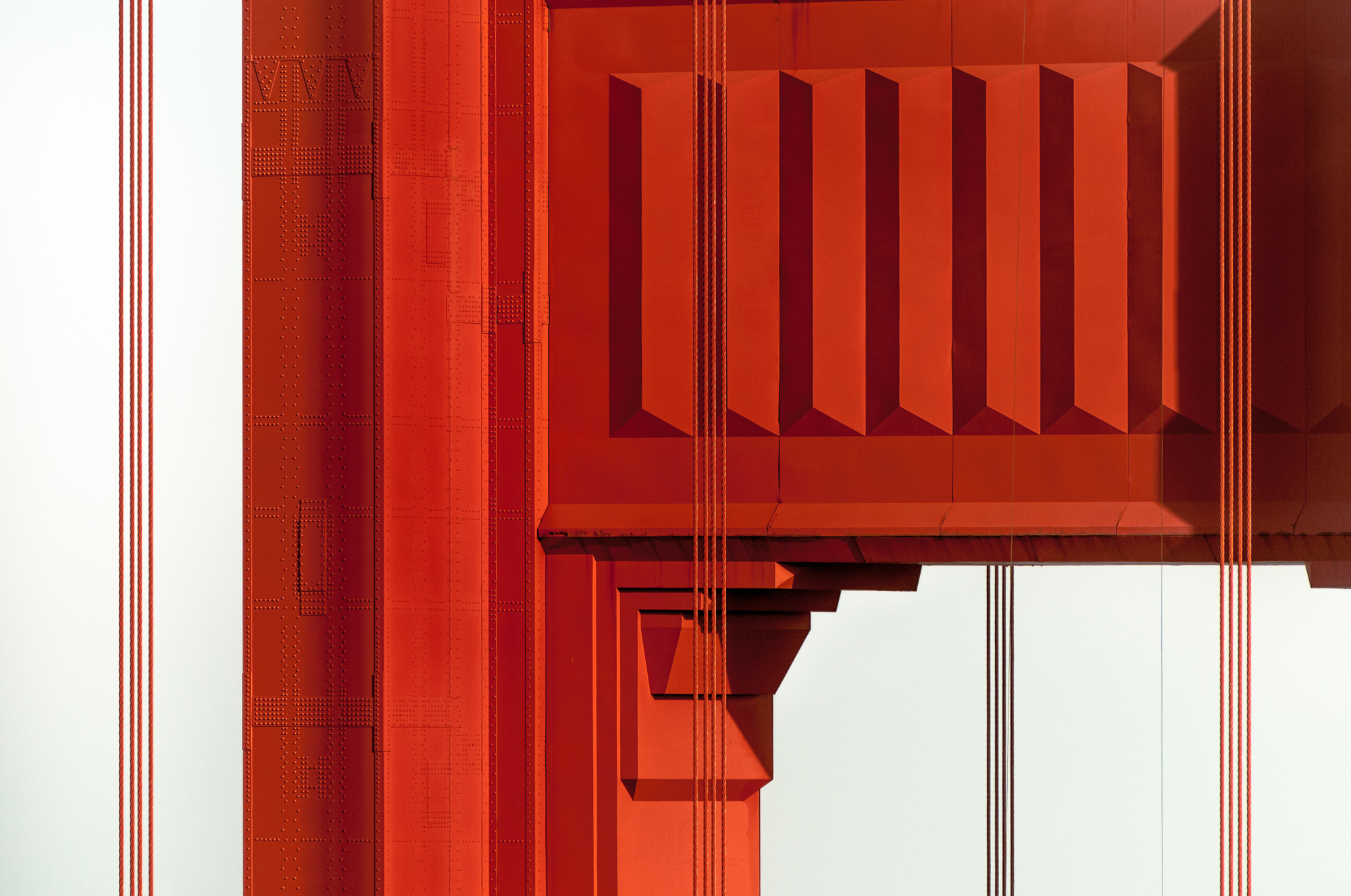"golden gate bridge 1   8"" x 12"", 12"" x 18"" or 20"" x 30""  2008"