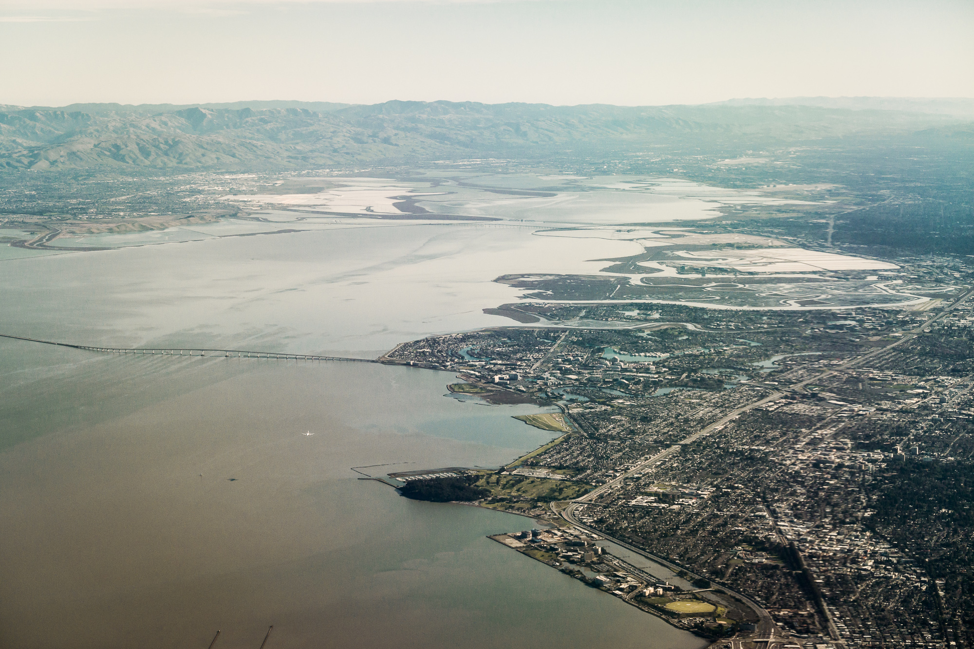 "san francisco bay 9   12"" x 8"", 18"" x 12"" or 30"" x 20""  2019"