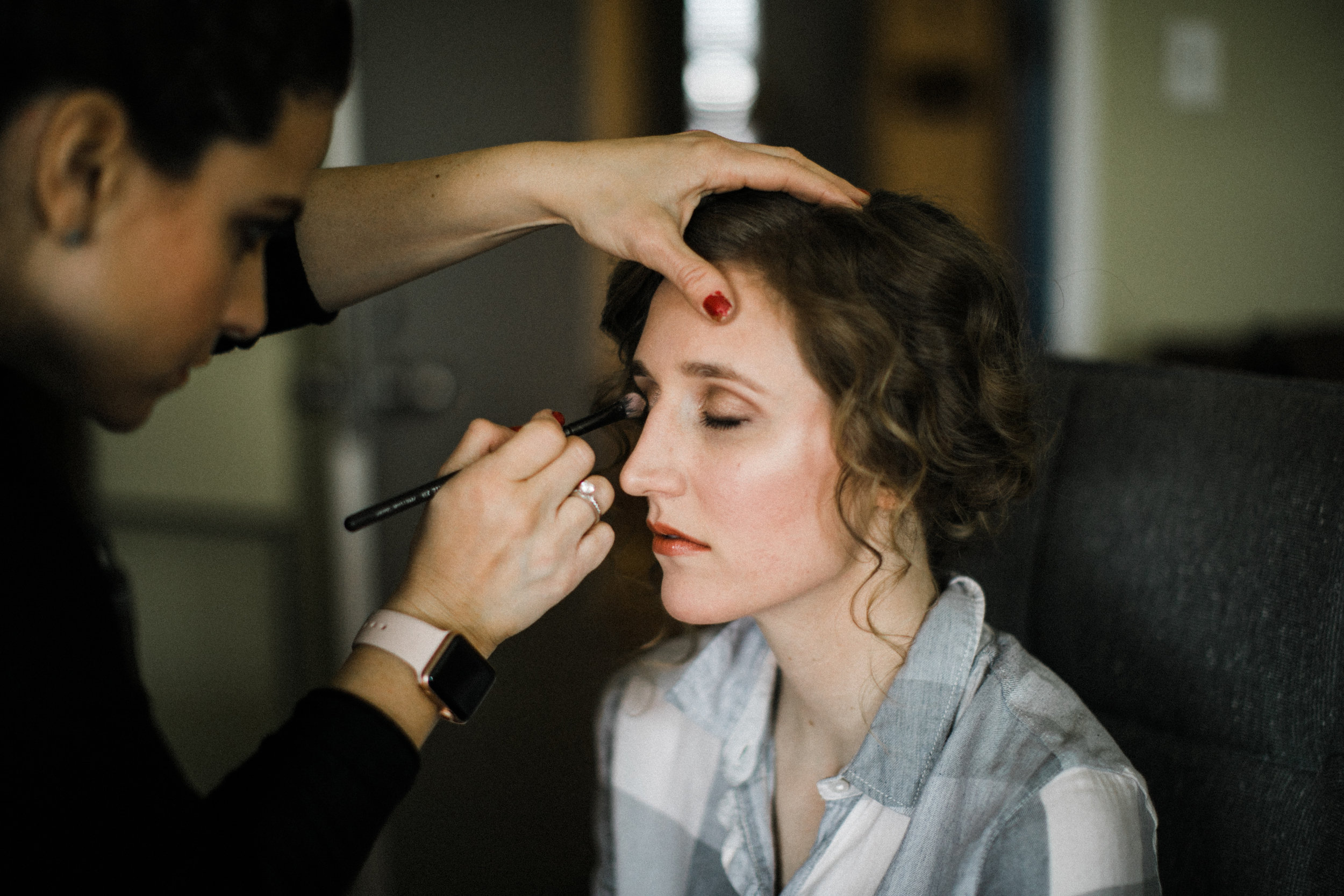 My Favorite Wedding Cast.Makeup For Wedding Photography 5 Tips To Look Your Best Emma Dallman