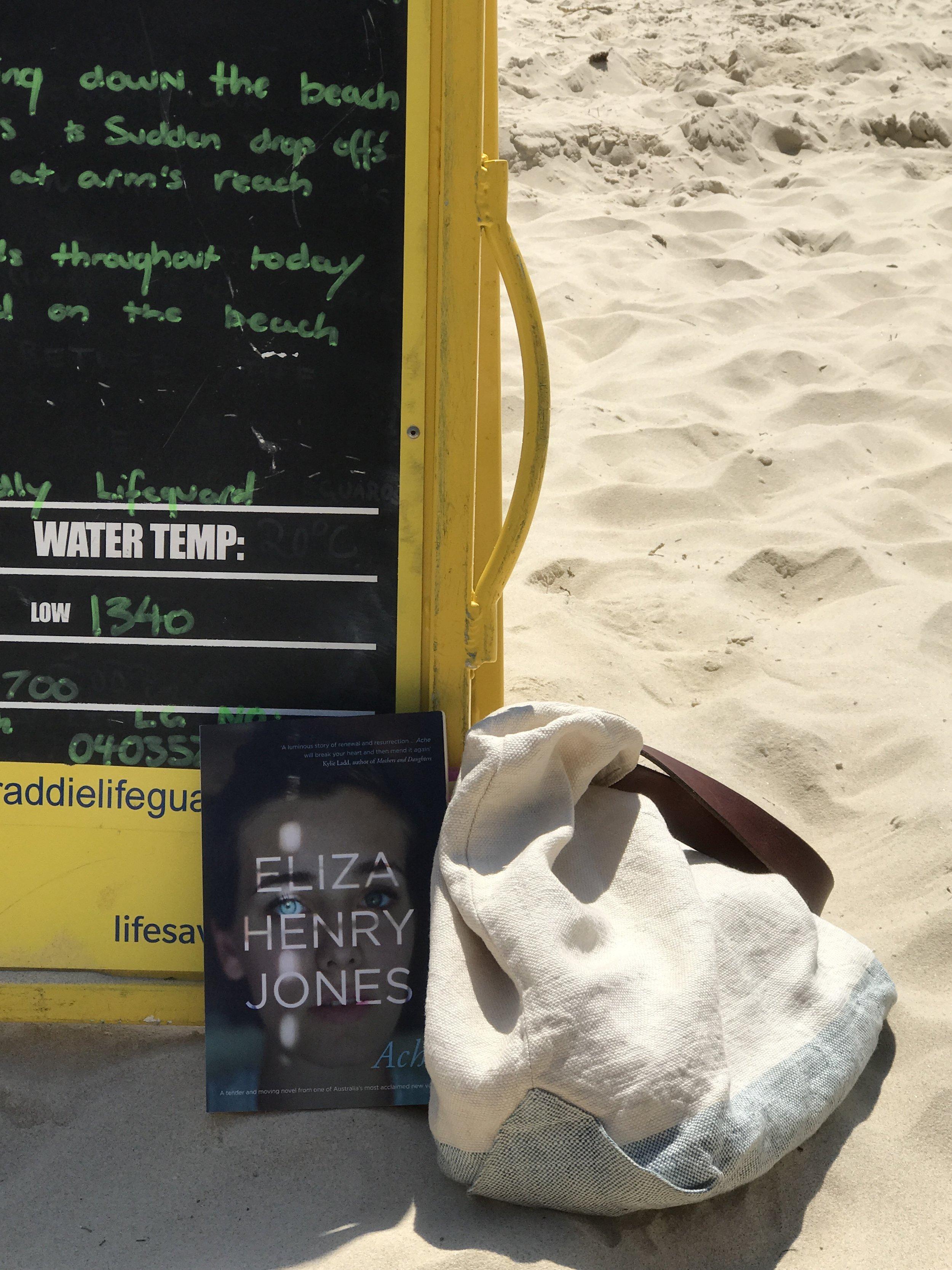 Cylinder Beach ready with 'Ache'