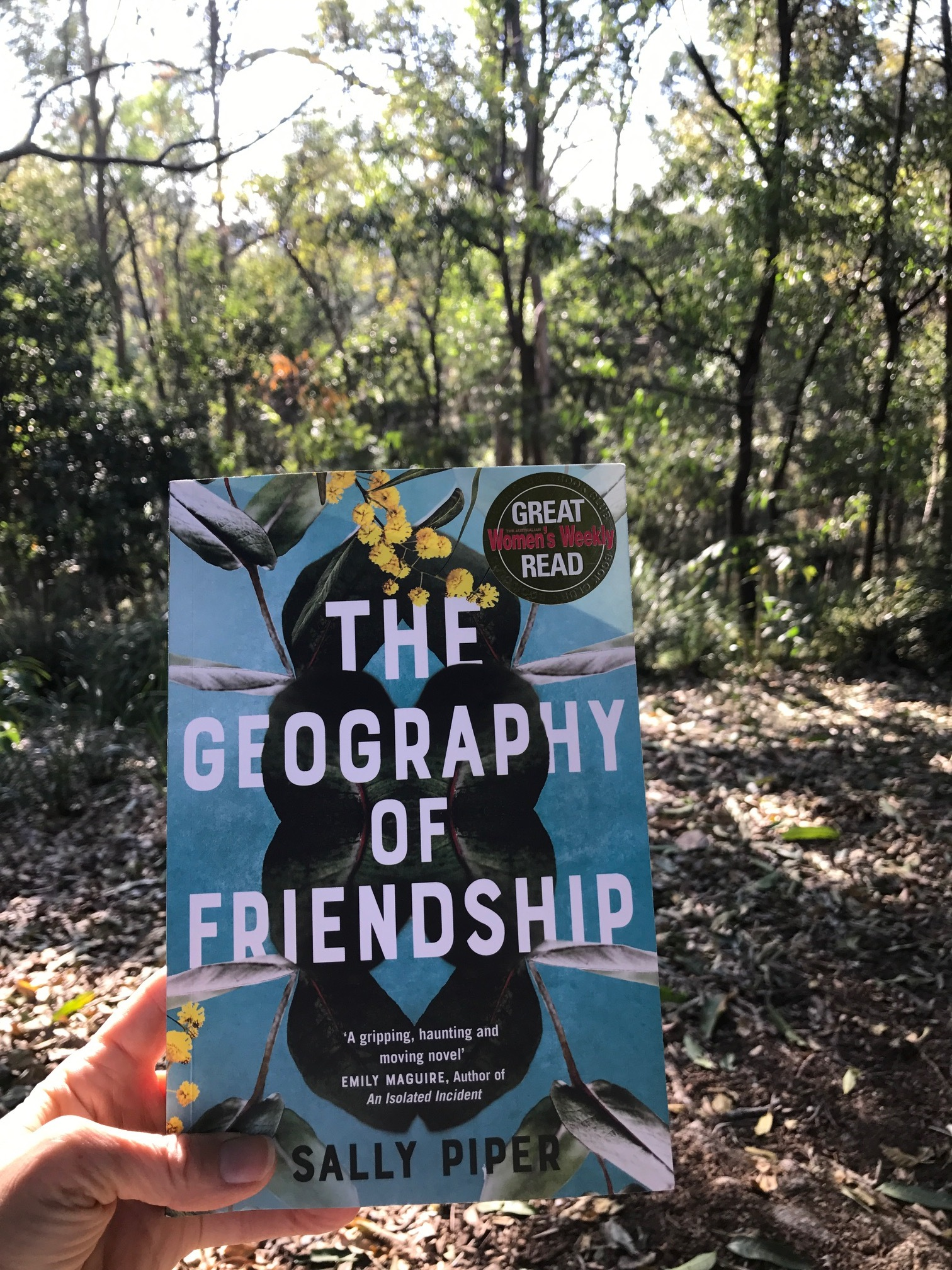 Sally Piper's 'The Geography of Friendship' is a claustrophobic read concerning toxic masculinity and its impacts on women
