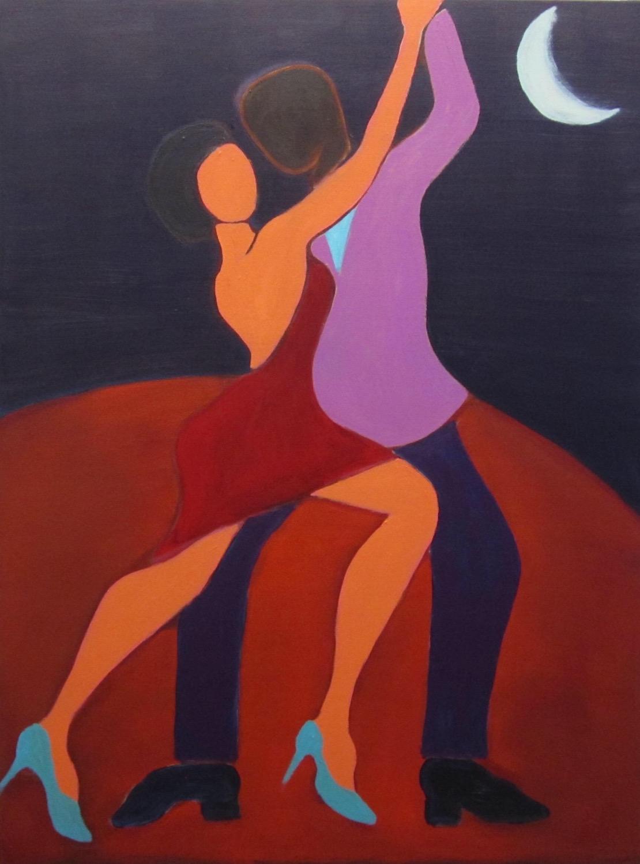 It Takes Two - Oil on Canvas30 x 40Now residing in Arizona