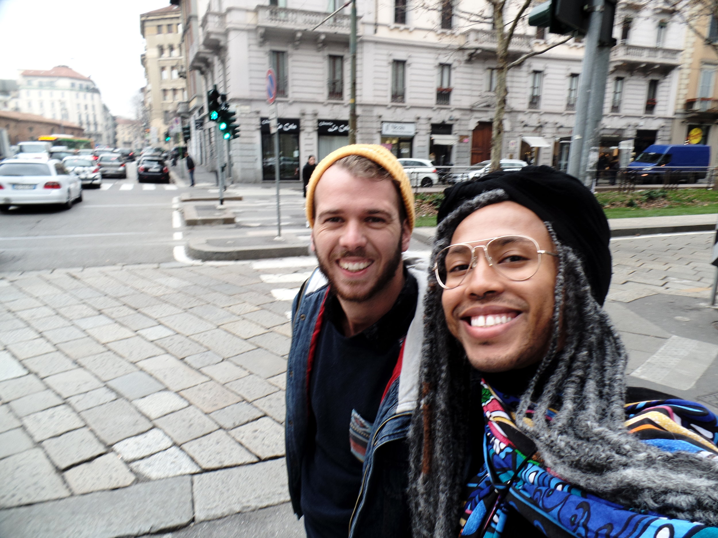 I MET AN AWESOME FRIEND NAMED  MITCH TREDENICK . HE TOLD ME THAT AFTER TRAVELING FOR A YEARS THE PLACES START TO LOOK SIMILAR BUT THE PEOPLE YOU MEET THERE ARE WHAT WILL MAKE TRUE MEMORIES.