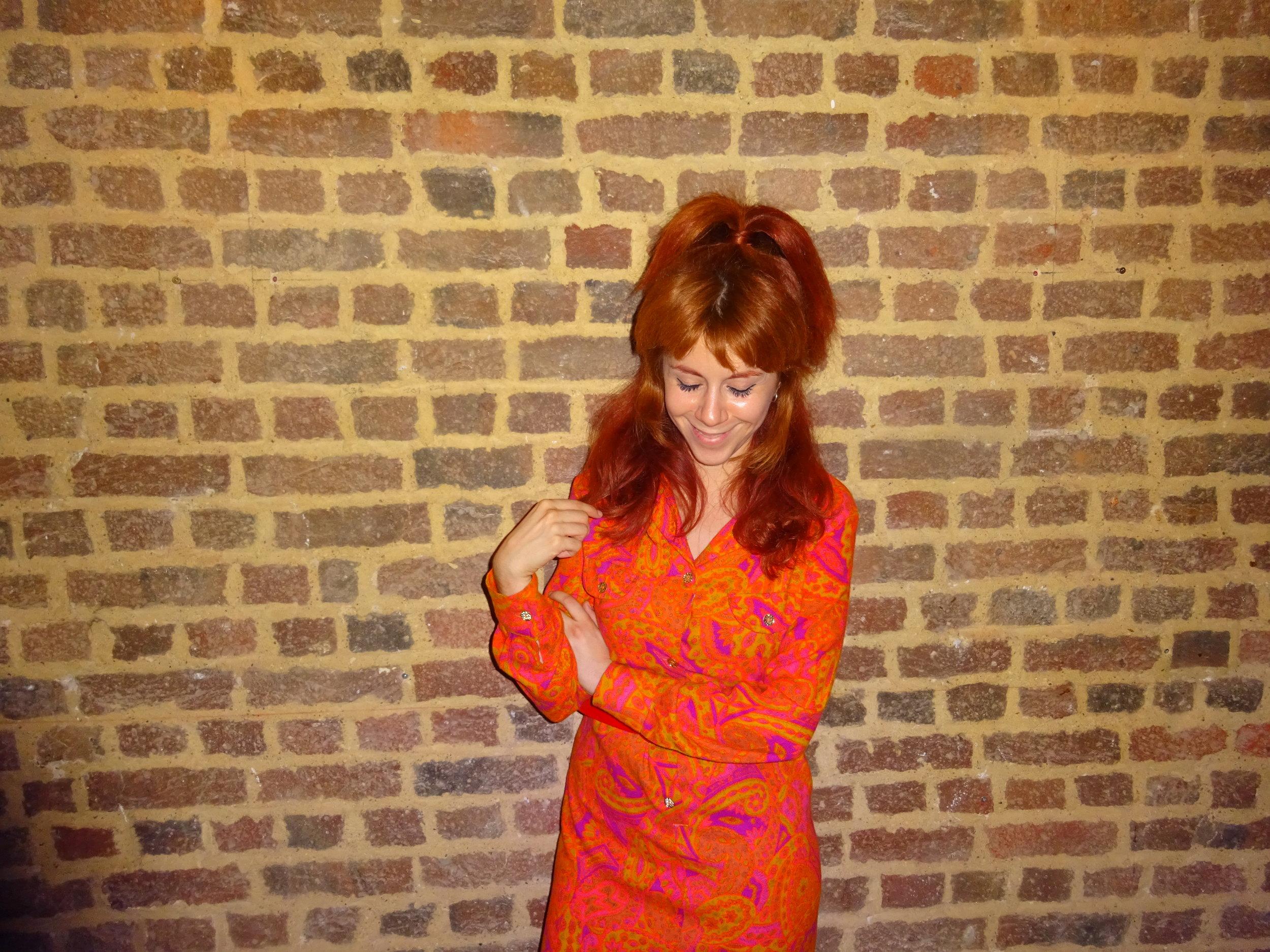SUN, SEP 18 2016   LONDON DESIGNER: #CaterinaSchmitt     HER LINE:  @kraken.countercouture   LONDON, ENGLAND