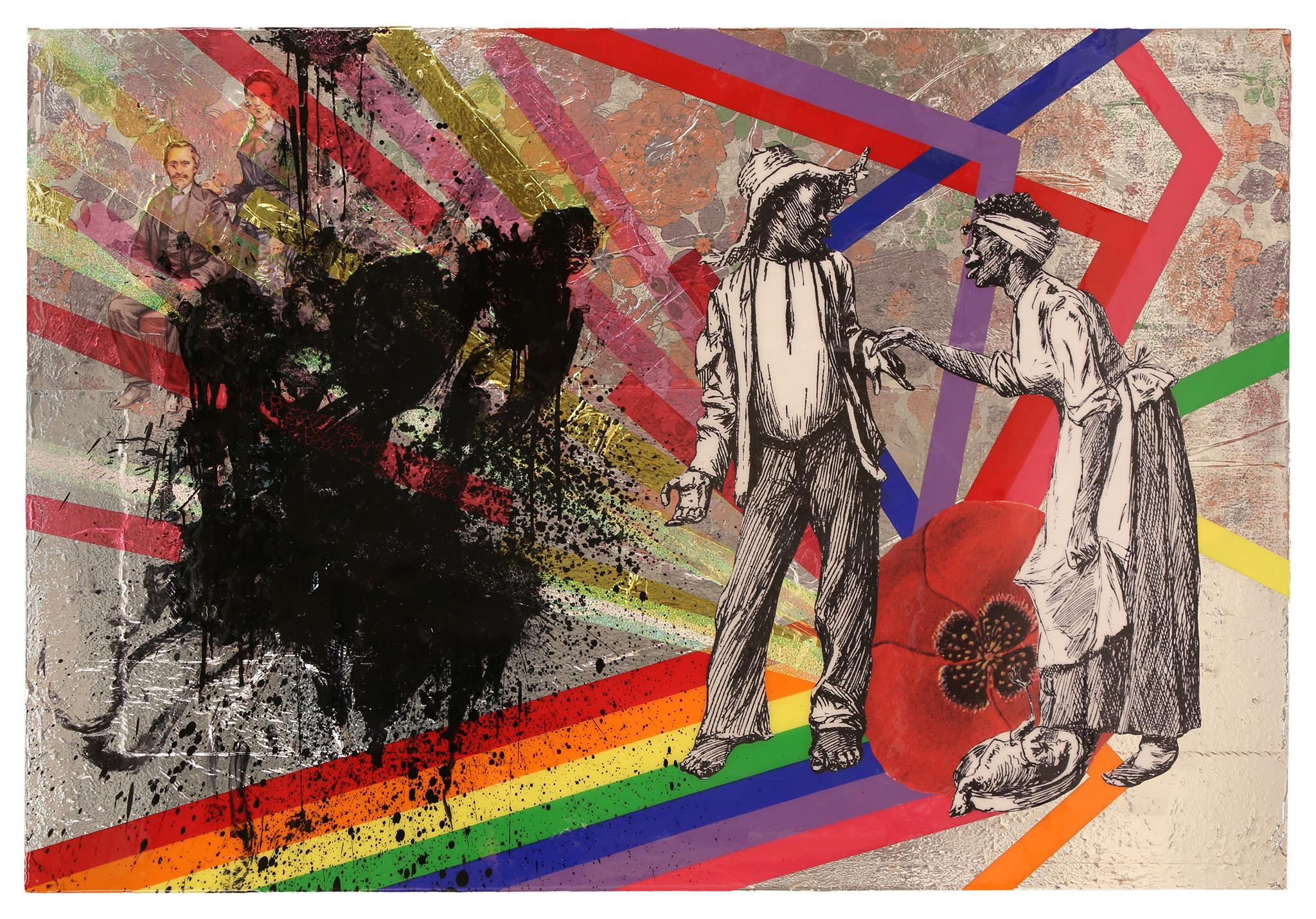 """Long Gallery Harlem, Delano Dunn """"No One Could Be This Tomorrow"""", Spring 2017"""