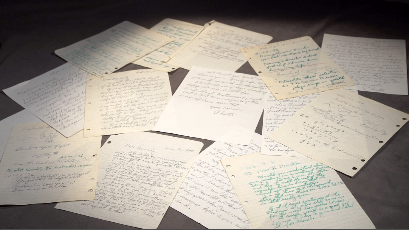HandwrittenLetters1