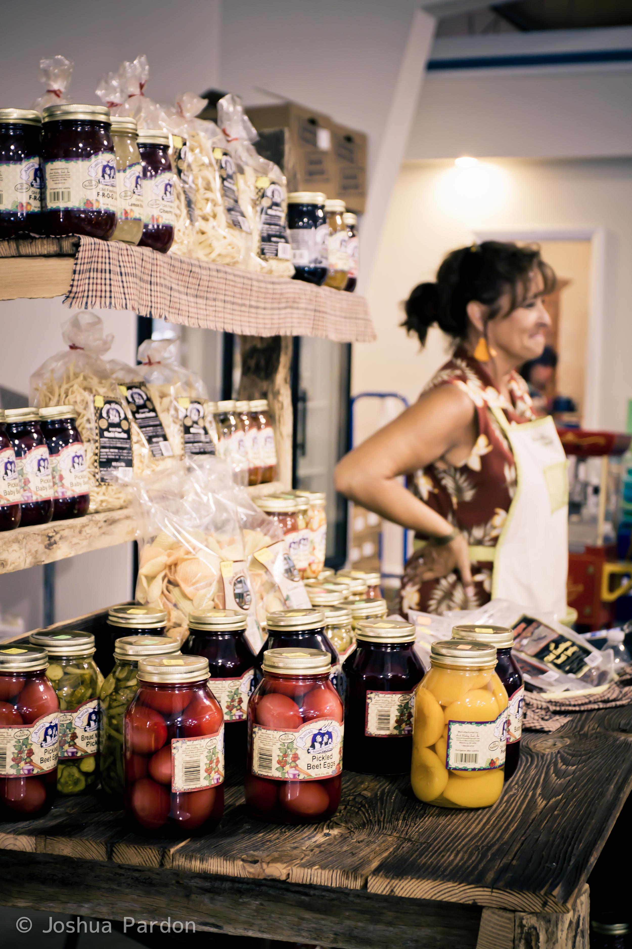 Pickled & Jarred Goods