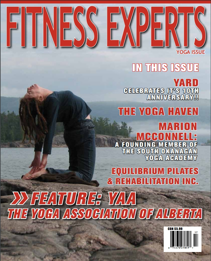 Fitness Experts Magazine, Yoga Issue, Issue 10, 2012, pages 3-6