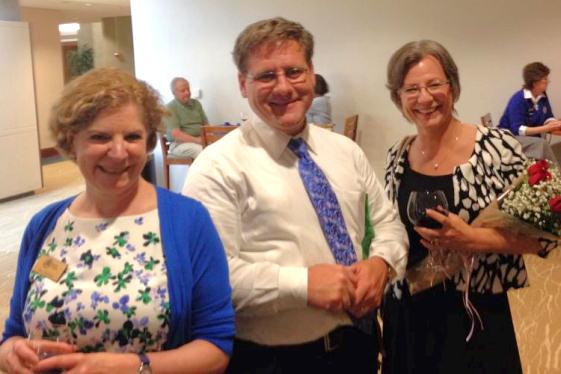 Toni, Chris, Nancy