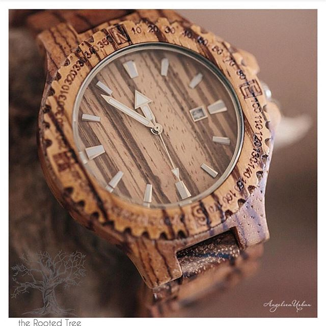 From the tree. Zebra wood in all its gorgeous beauty. . http://www.therootedtree.net/shop . #Bedeeplyrooted #truth #intentionalliving #smallbusiness #groomsmengift #groomsgift #weddinggift #menswatch #guygift #woodwatch #woodglasses #leatherjournal #adventure #leathercuff #leatherbracelet #wanderlust #woodburnedart #socialgood #watchesofinstagram #uniquewatch #coolgift #hipster #minimalist #leathergoods #handcrafted #therootedtree #hipsterfashion #industrialpipe #beardman #beardsofinstagram