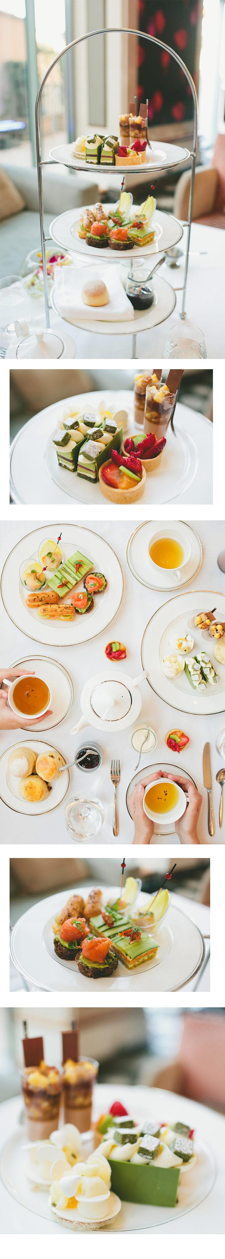 High Tea at Shangri-La Sydney. Photo Credit : May Leong + Priscilla Barbosa