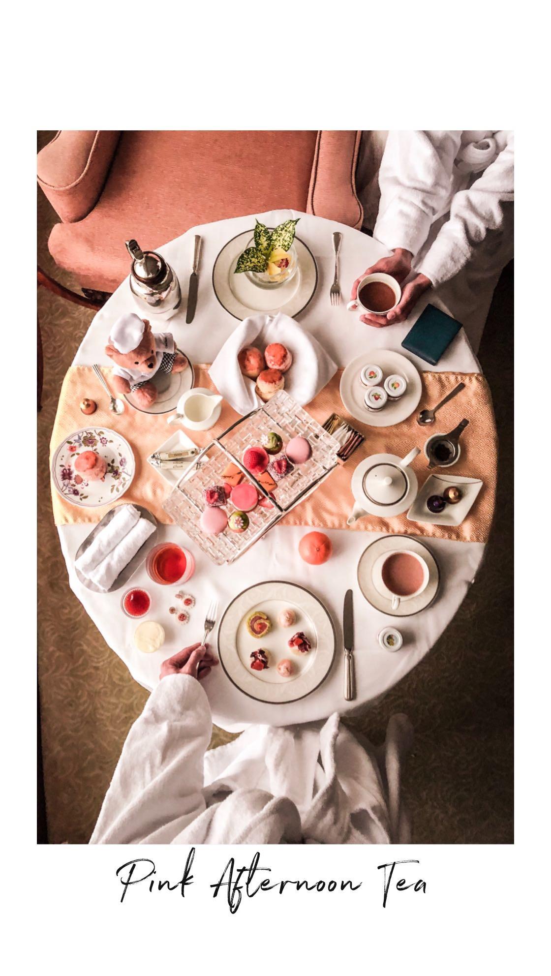 Island Shangri-La Hong Kong- Pink Afternoon Tea_HELLO MISS MAY.JPG