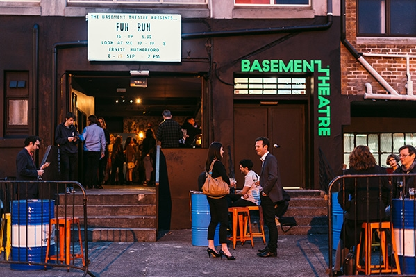 Basement Theatre - Lower Greys Avenue, Auckland CBDBooking details: www.iticket.co.nz // 09 361 1000Accessibility: Wheelchair friendly main space only