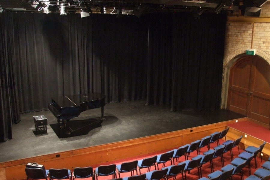 The Pumphouse Theatre - 2A Manurere Avenue, TakapunaBooking details: pumphouse.co.nz // 09 489 8360Accessibility: Wheelchair friendly