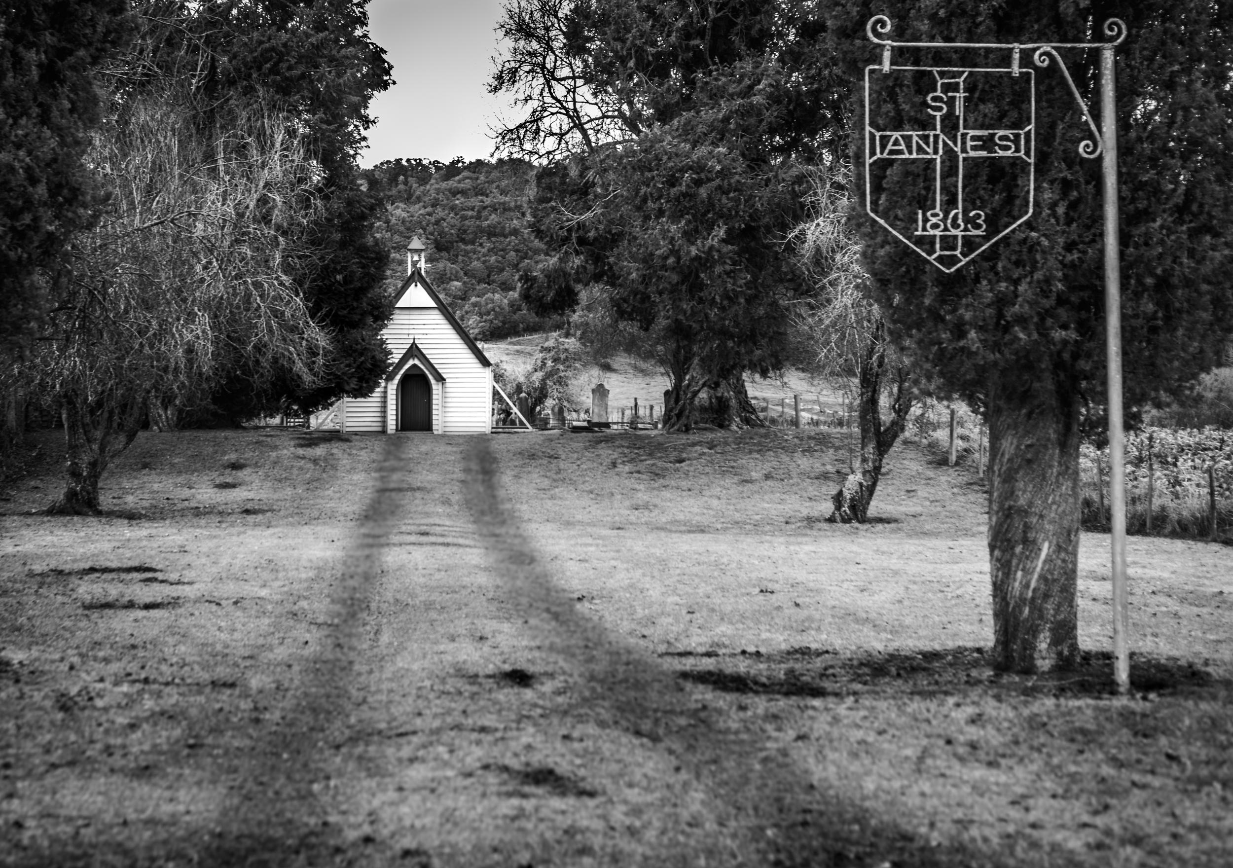 St Anne's, Pleasant Valley