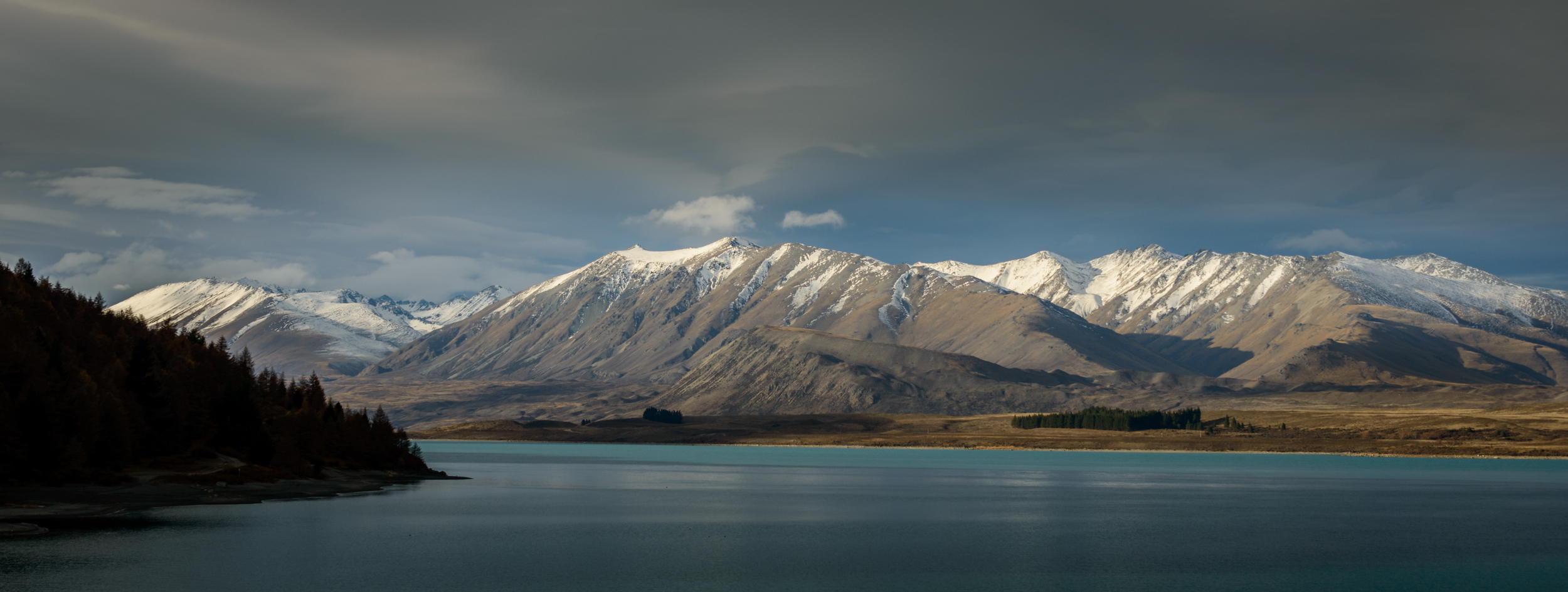 View from the Camp, Tekapo