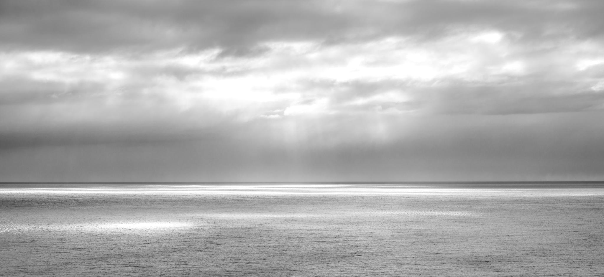 Moody skies, Knight Point