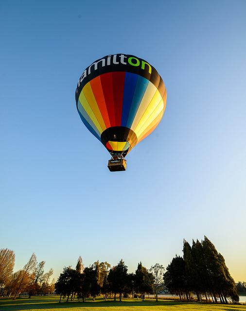 """""""Hamilton: City of Balloons"""""""