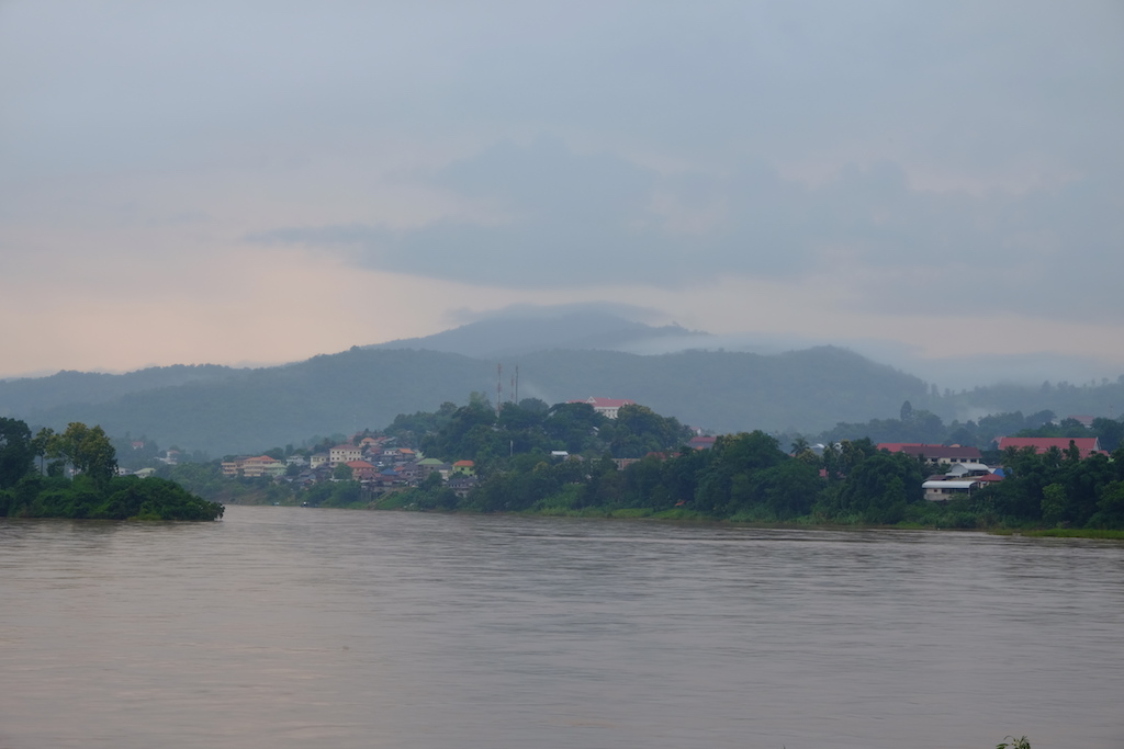 Huay Xai from Chiang Khong