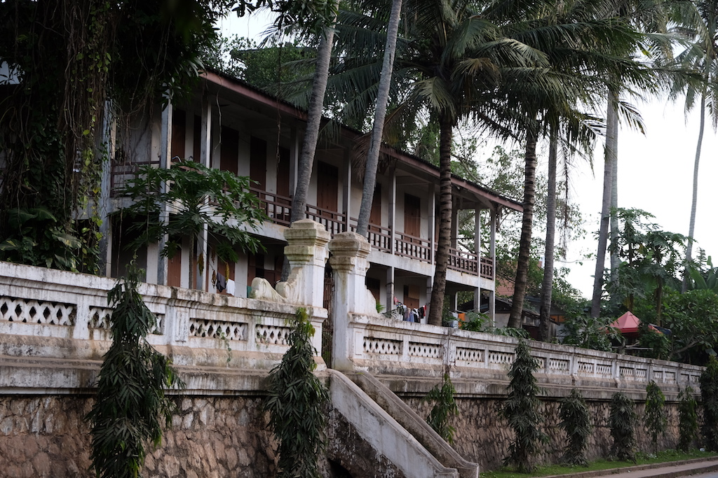 Luang Prabang, French colonial style
