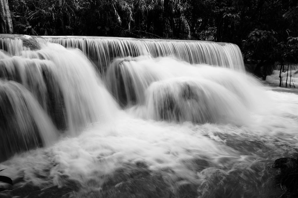 Lower Kuang Si falls
