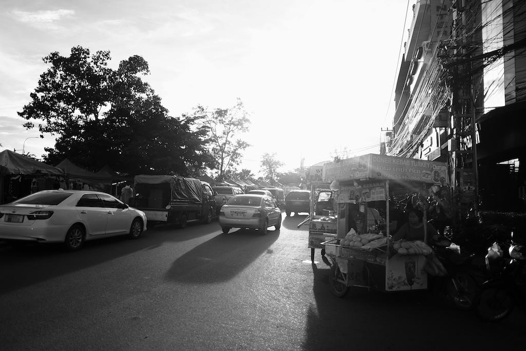 Vientiane streets