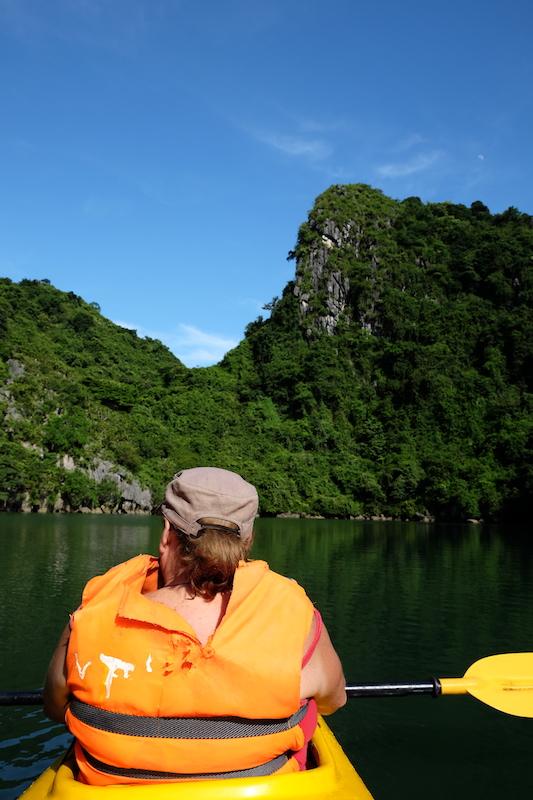Kayak driver