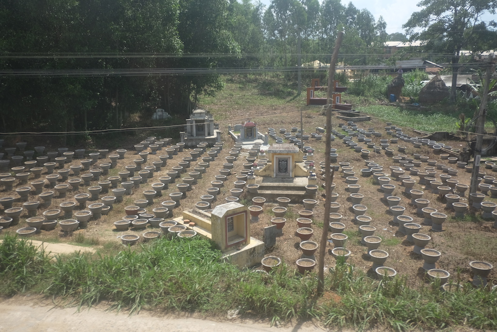 Graves and Pots