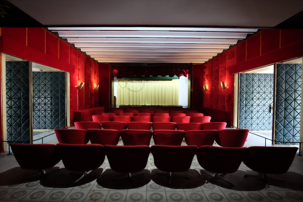 Theatre, Reunification Palace