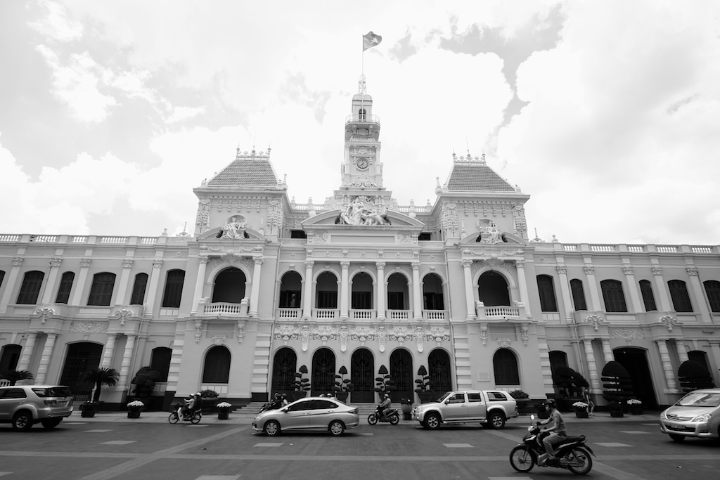 Peoples Committee Building