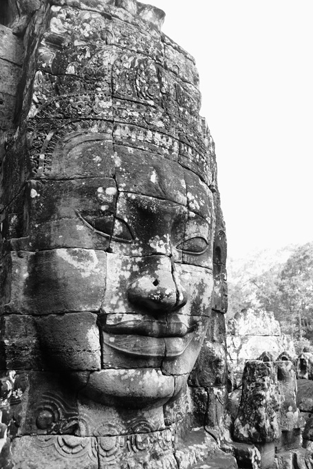 Day 1: Bayon temple