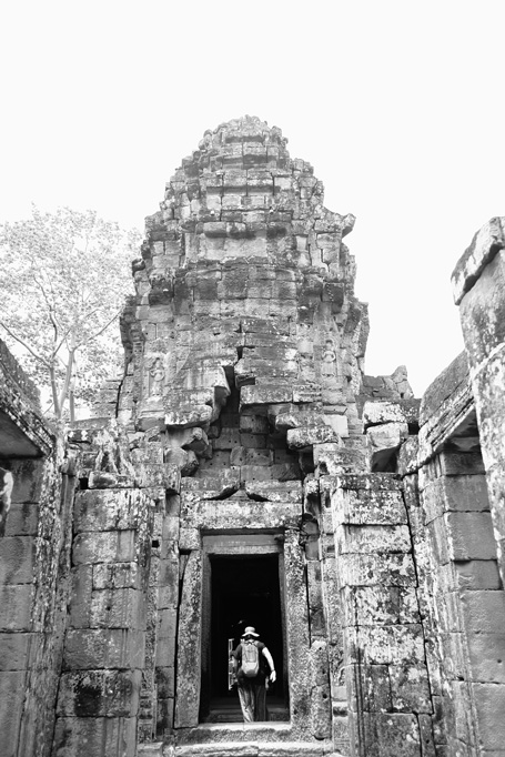 Day 1: Banteay Kdei Temple