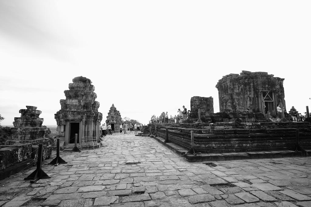 Day 1: Phnom Bakheng Temple
