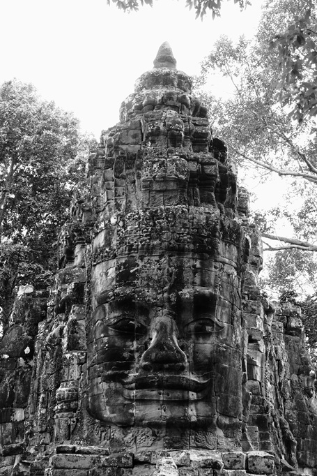 Day 3: East / Victory Gate, Angkor Thom