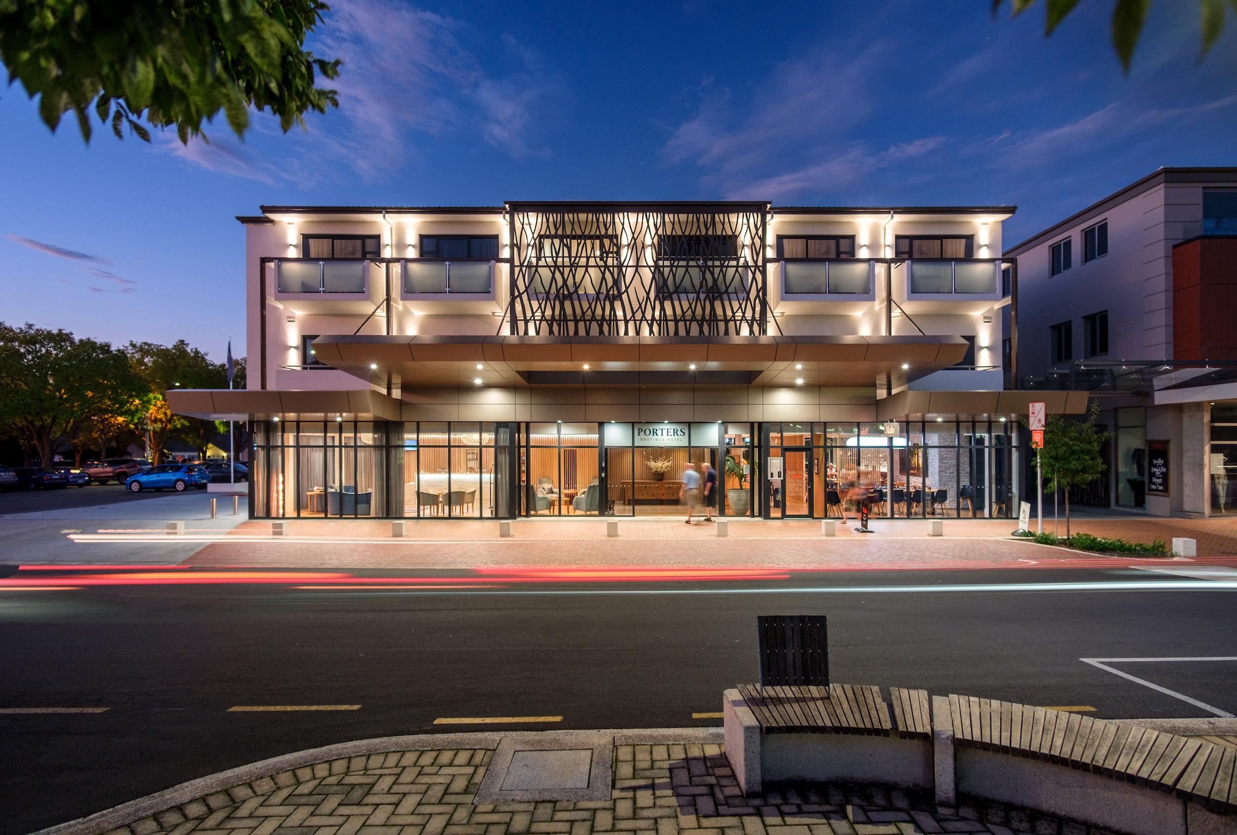 Porters Hotel, Havelock North