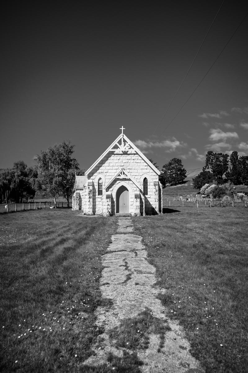St Monicas Church, Cave
