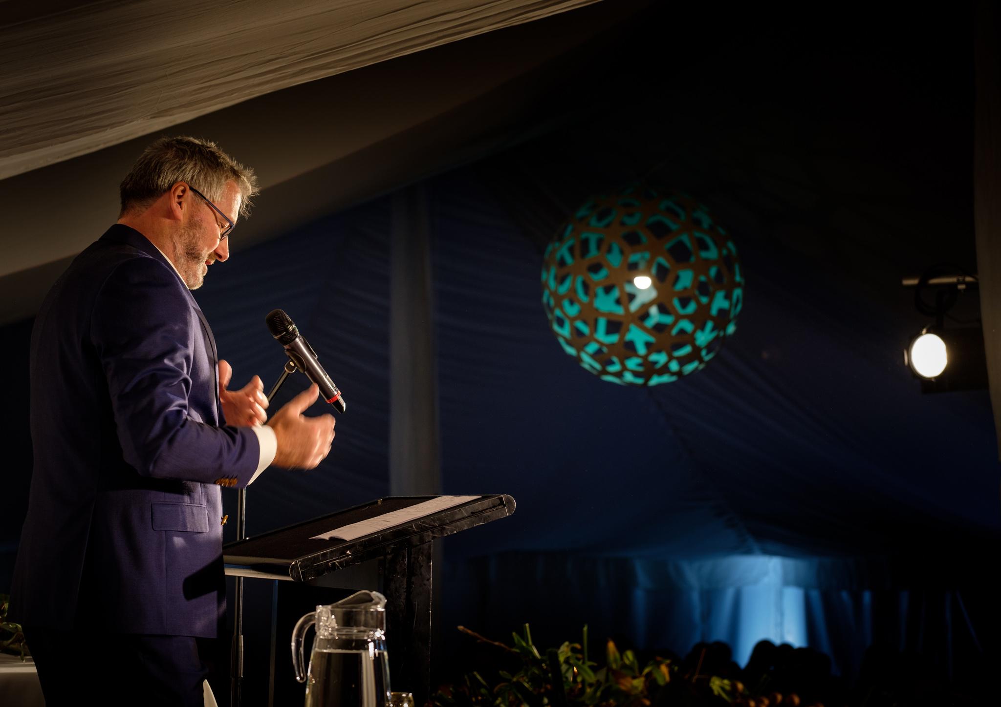 Jeremy Corbett, Grape Debate 2018
