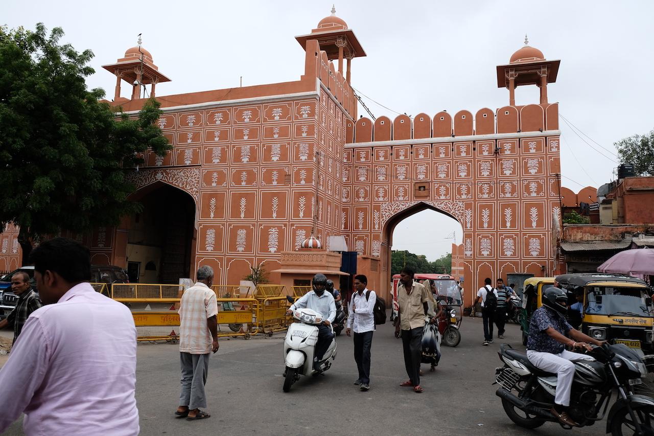 Ajmer Gate, Jaipur