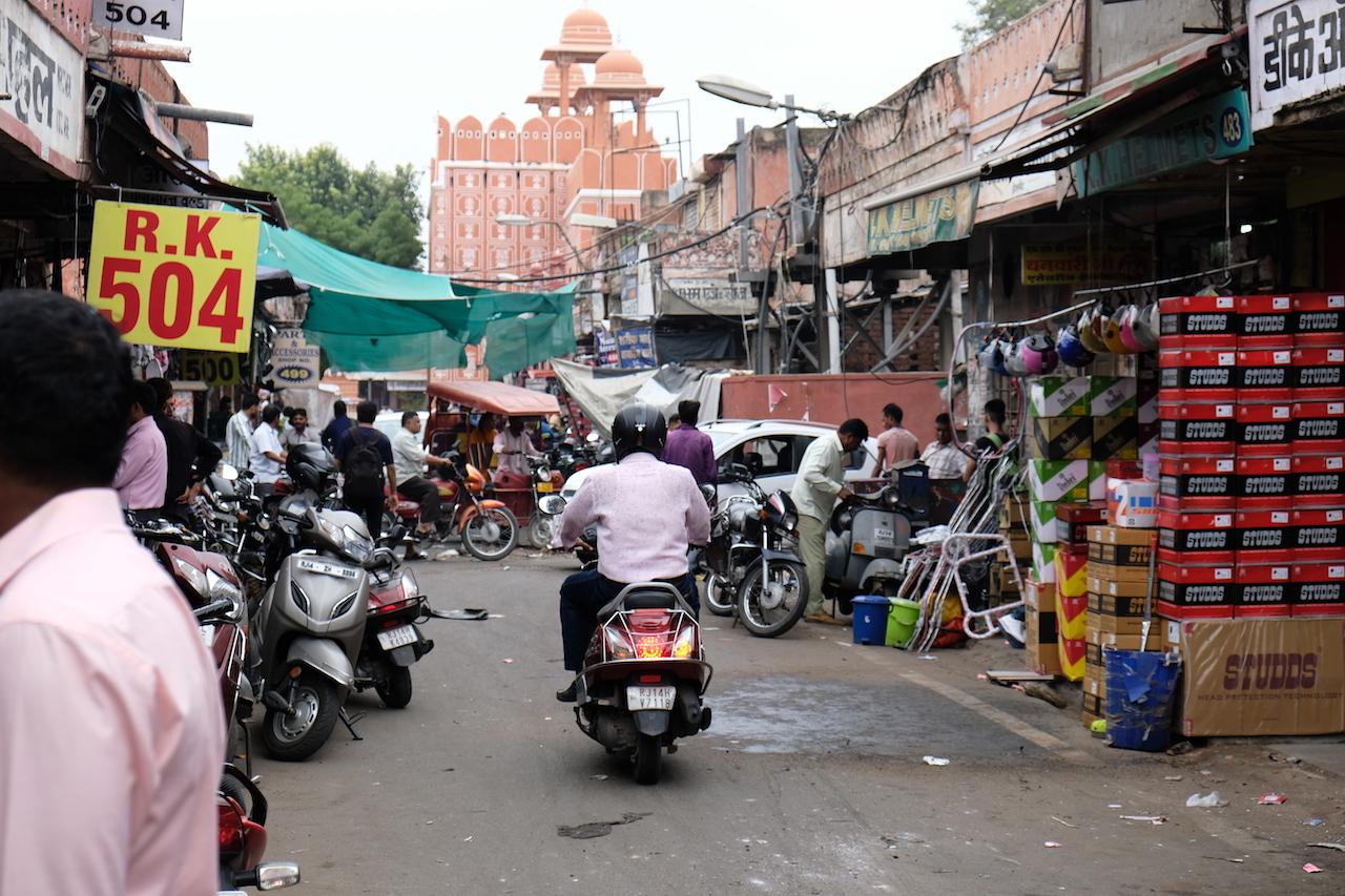 Indira Bazaar, Jaipur