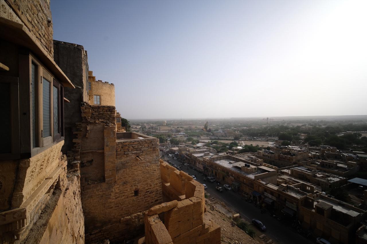 Fort Walls, Desert Boys Guest House